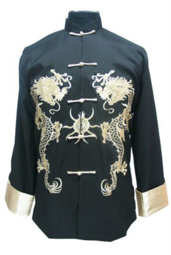 Men's Chinese Mandarin Jacket Kung fu Tai chi Costume TM36