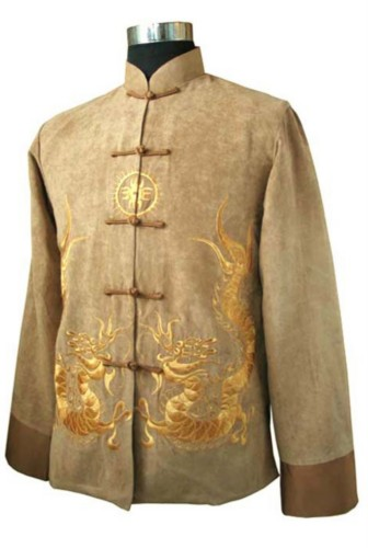Men's Chinese Mandarin Jacket Kung fu Tai chi Costume TM35