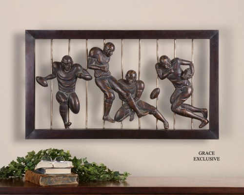 Vintage Football Wall Decor  Homebounddecorcom. Interior Colour Of Room. Room Dividers Partitions. Jennifer Mcguire Craft Room. Indian Drawing Room Design. Decorating Ideas Dining Room. Nice Dorm Rooms. Room Divider Ebay. Glass Round Dining Room Table