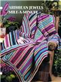 Caribbean Jewels Mile-a-Minute Annie's Attic Crochet Afghan Pattern Instructions