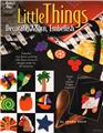 Little Things Decorate, Adorn, Embellish  Annie's Attic Crochet Pattern Book