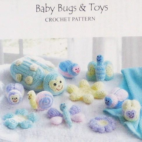 Beginner Crochet Patterns For Baby Toys : Heartland Treasures