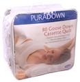 5 Star Hotel Commercial Puradown 80% Duck Down Duvet Quilt