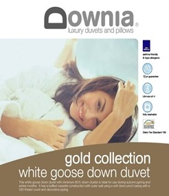 Commercial Gold Collection White Goose Super King Goose
