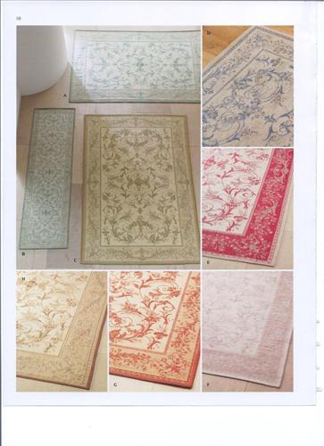 Laura Ashley Malmaison Floor Rug Medium