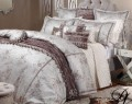 Da Vinci Georgiana Linen 9 Pce Bed Linen Set