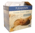 Puradown 80% Goose Down Four Seasons 2 in 1 Super King Superking Duvet Quilt