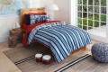 Sheridan Benjamin Quilt Cover Set & Train Cushion