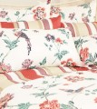 Laura Ashley 9 pc Elveden Quilt Cover & Easton Sheet Set Pkg