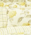 Laura Ashley 9 pc Hydrangea Quilt Cover & Sheet Set Pkg