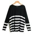 kn71 oversized striped selena gomez style3.jpeg