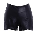 sh30 zipper fitted leather shorts2.jpeg