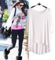 tp17 slouchy long top in white.jpeg