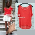 tp35 cut-out shoulder top in red on Olivia Palermo g2 copy.jpeg