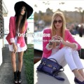 bp5 one button up pink pastel blazer on fashion blogger copy2.jpeg