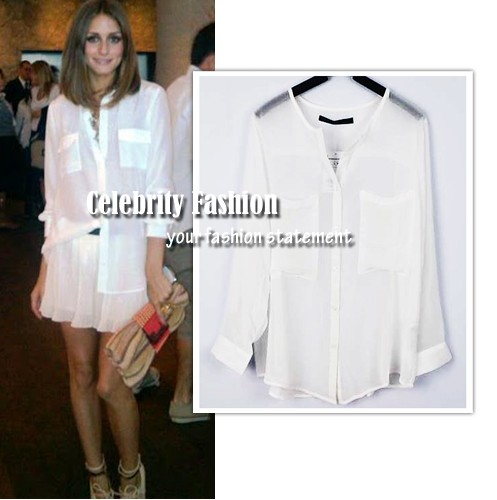 ts14 silky white shirt w oversized pocket in style of Olivia Palermo copy.jpeg