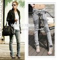 Motor skinny jeans in grey - nicky hilton g copy.jpeg