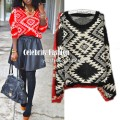kn40 Aztec and tribal print sweater fashion bloggers3 copy.jpeg