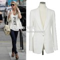 Tuxedo one button blazer-Ashley Olsen g copy.jpeg