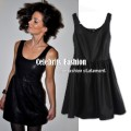 dp18 pu leather flared dress celeb styles copy.jpeg