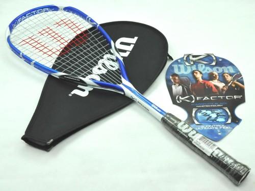 Wilson K Factor Tour Squash Racquet Review