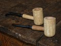 Neked Diplomat Kolonel 5th Ave Missouri Meerschaum Corn Cob Pipe from Aristocob