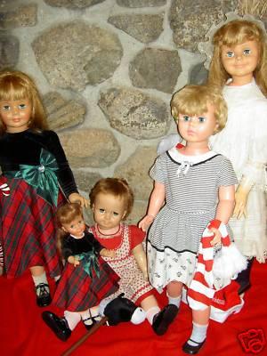 Mib 30 Quot Gail Fashion Amp Uneeda 35 Quot Play Pal Walker Dolls
