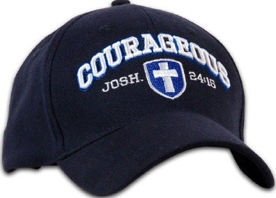 Kerusso Christian Courageous Adult Hat