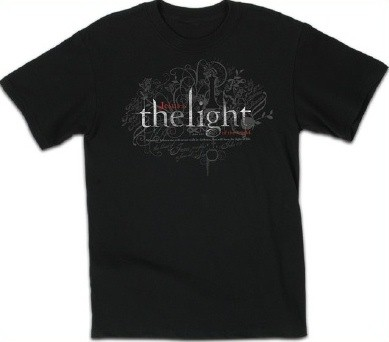 Kerusso Christian The Light T-Shirt - Small, Medium, Large, XL, 2X, 3X, 4X