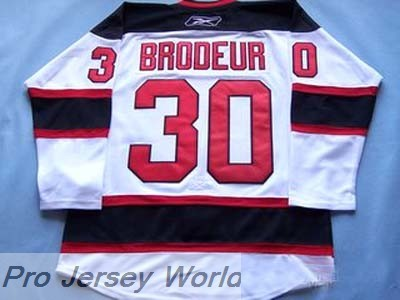 purchase cheap d115a 84fc7 Cheap Martin Brodeur Jersey