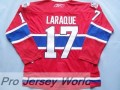 Georges Laraque [100th] Jersey Red - NHL Jersey