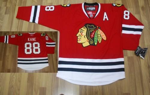 Patrick Kane Jersey Red - NHL Jersey
