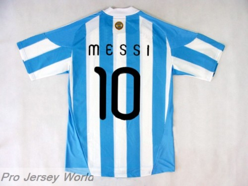 messi argentina jersey. Argentina 10 Lionel Messi Home