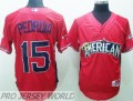 2010 MLB ALL STAR 15# PEDROIA RED SOX RED.jpg