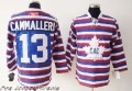 Montreal Canadiens 13 Michael Cammalleri Jersey Blue-Red-White Stripe.jpg