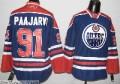 Edmonton Oilers 91 Magnus Paajarvi Svensson Jersey Blue.JPG