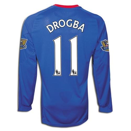 didier drogba 2011. Chelsea 11 Didier Drogba Long