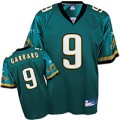 NFL Jacksonville Jaguars 9 Team Color Green David Garrard Jersey