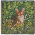 In Lemon Balm Cat Throw Blanket.jpg