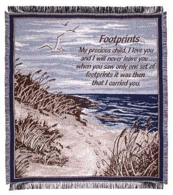Christian and Inspirational Gift Throw Blankets