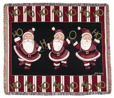 Holiday Throw Blankets