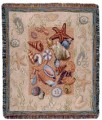 Seashell Collection Throw Blanket.jpg