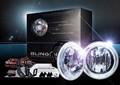2014 2015 2016 Chevy Camaro LS LT Halo Fog Lamp Driving Light Kit Chevrolet Angel Eyes