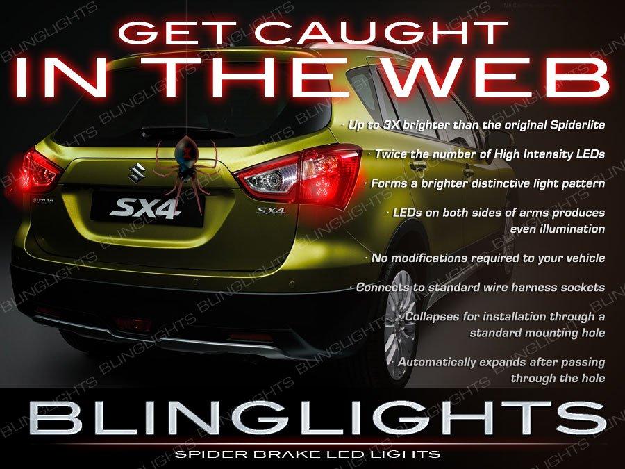 Brake Light Replacement  Suzuki Sx