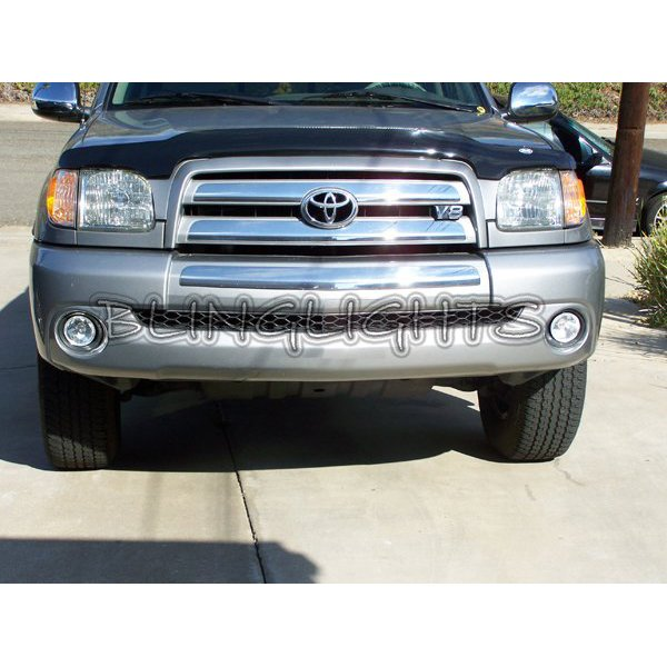 2003 2006 toyota tundra halo fog lamp driving light kit angel eye. Black Bedroom Furniture Sets. Home Design Ideas