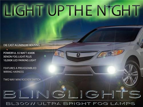 Replacement Acura Rdx Driving Lights How To Autos Post