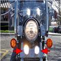 1987 1988 Honda Super Magna V45 VF750C Xenon Driving Lights Fog Lamps Foglamps Foglights Kit