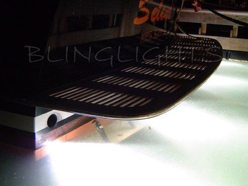 Vicem Yacht LED Underwater Aqua Lamp Marine Under Fish Boat Lights Custom Thru Hull Lighting