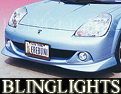 2000-2007 Toyota MR2 Spyder Erebuni Body Kit Bumper Fog Lamps Driving Lights Foglamps Foglights