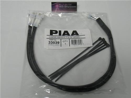 PIAA 33039 Jumper Harness Bridge Connector for RF LP LED Light Bars